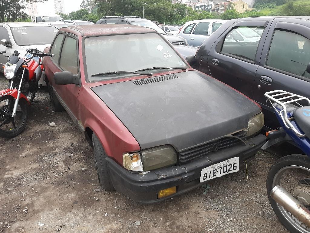 VW/APOLO GL - 91/91 - SUCATA PARA DESMONTE