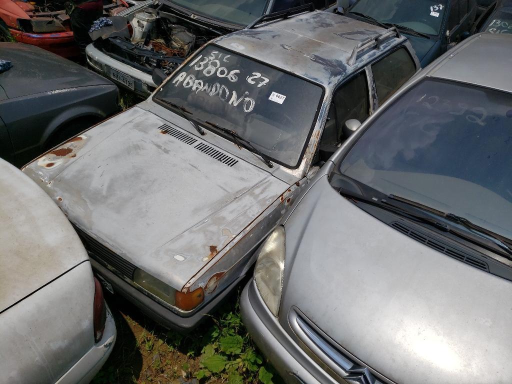 VW/PARATI GL - 91/91 - SUCATA PARA DESMONTE