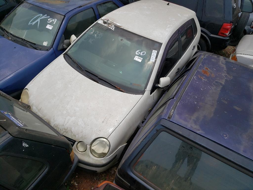 VW/POLO 1.6 - 03/03 - SUCATA PARA DESMONTE