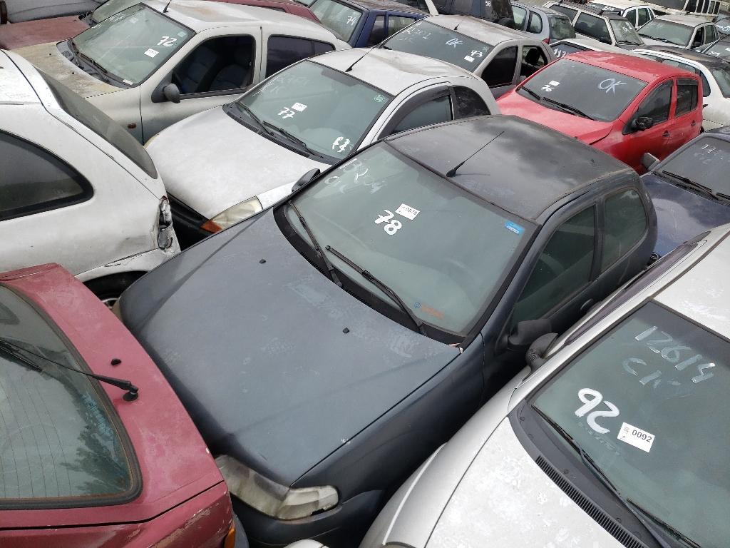 FIAT/PALIO EX - 00/01 - SUCATA PARA DESMONTE