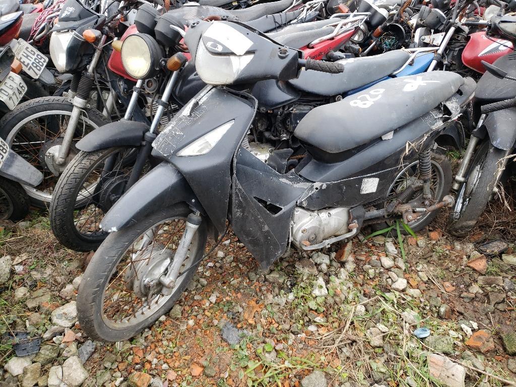HONDA/BIZ 125 KS - 08/08 - SUCATA PARA PRENSA