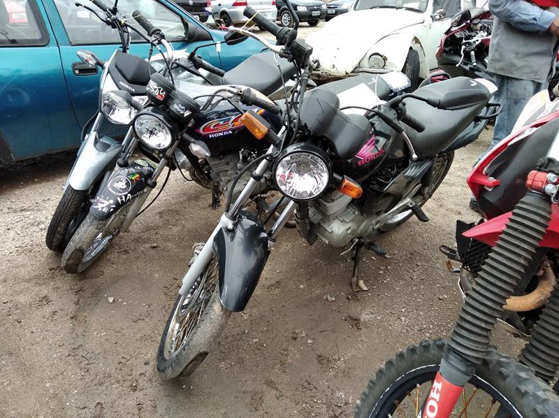 HONDA/CG 150 FAN ESI -2011 / 2012 - C/ DOCUMENTO