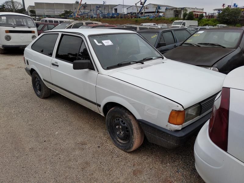 VW/GOL CL - 92/92 - SUCATA