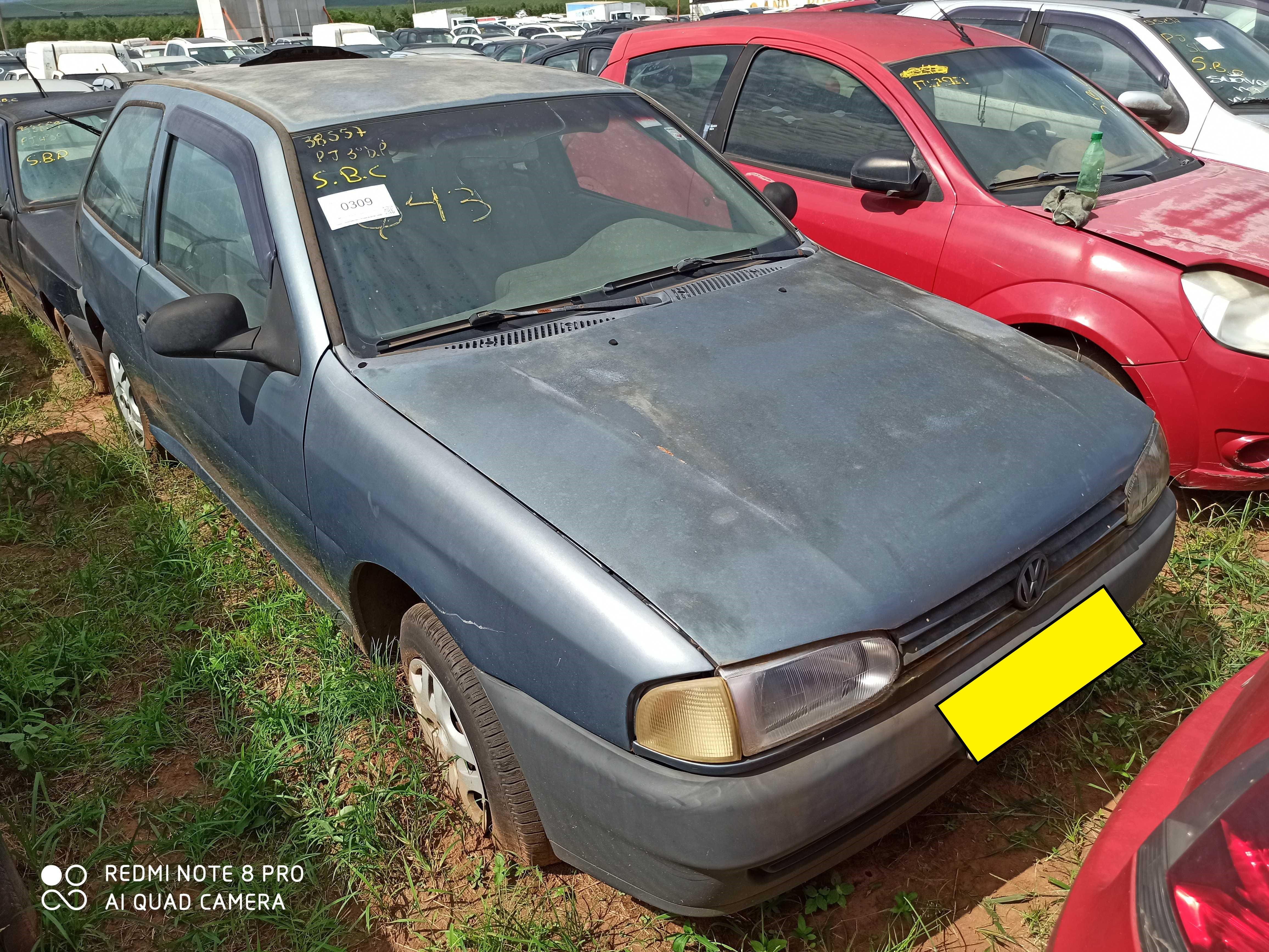 VW/GOL SPECIAL - 2000/2000 - C/ DOCUMENTO